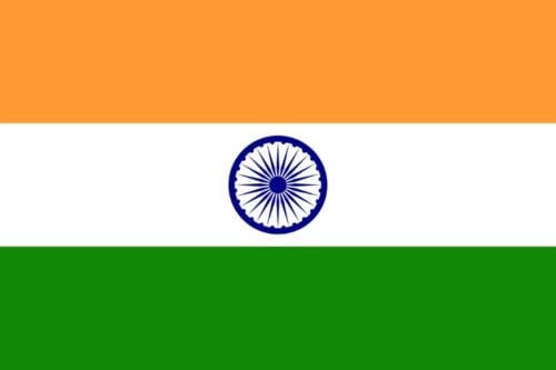India Flag - Feature image for Tourist Attractions Map