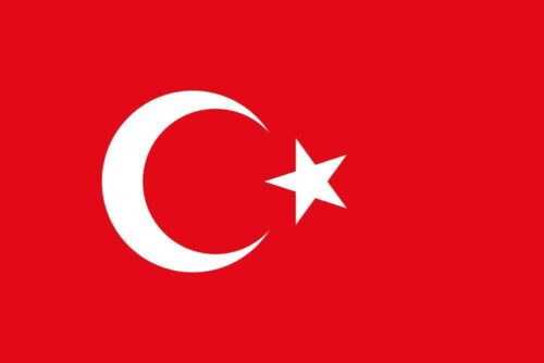 Turkey Flag - Feature image for Tourist Attractions Map