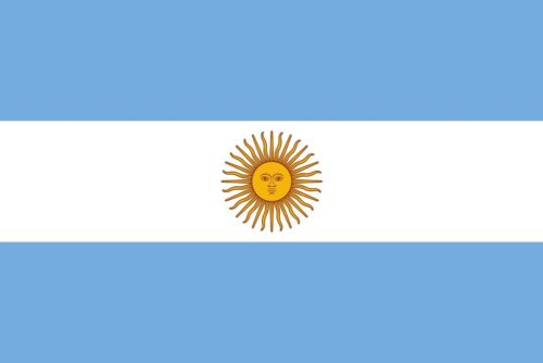 Argentina - Feature image for Tourist Attractions Map