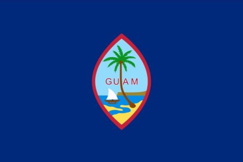 Guam - Feature image for Tourist Attractions Map