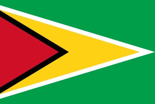Guyana - Feature image for Tourist Attractions Map