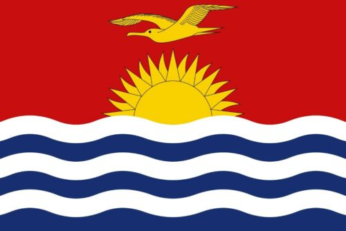 Kiribati - Feature image for Tourist Attractions Map