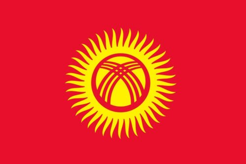 Kyrgyzstan - Feature image for Tourist Attractions Map