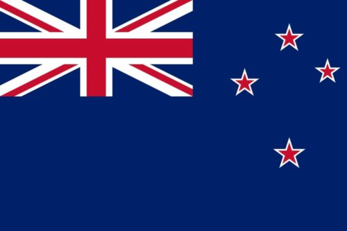 New Zealand - Feature image for Tourist Attractions Map
