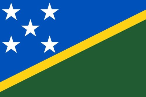 Solomon Islands - Feature image for Tourist Attractions Map