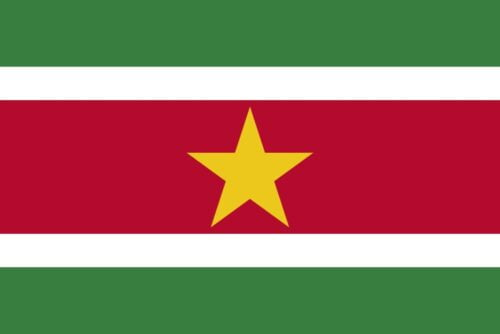 Suriname - Feature image for Tourist Attractions Map