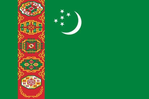 Turkmenistan - Feature image for Tourist Attractions Map