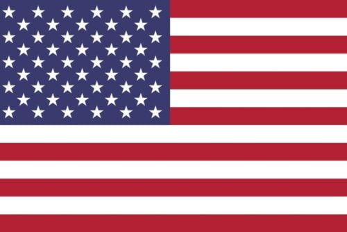 United States of America Flag - Feature image for Tourist Attractions Map