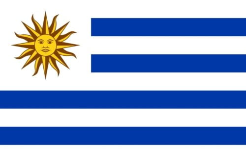 Uruguay - Feature image for Tourist Attractions Map