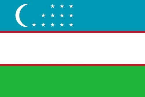 Uzbekistan - Feature image for Tourist Attractions Map