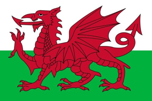 Wales - Feature image for Tourist Attractions Map