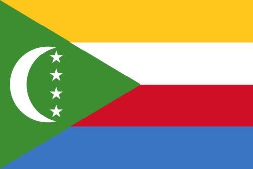 Comoros - Feature image for Tourist Attractions Map