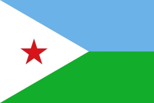 Djibouti - Feature image for Tourist Attractions Map