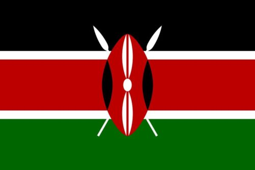 Kenya - Feature image for Tourist Attractions Map