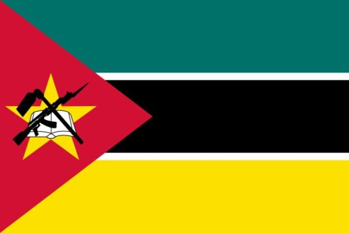 Mozambique - Feature image for Tourist Attractions Map