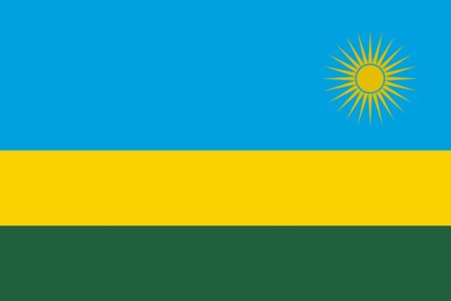 Rwanda - Feature image for Tourist Attractions Map