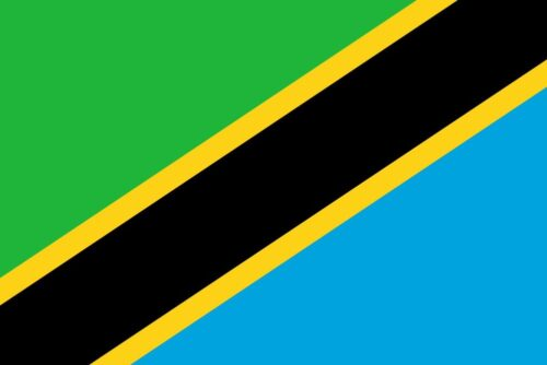 Tanzania - Feature image for Tourist Attractions Map