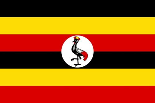 Uganda - Feature image for Tourist Attractions Map